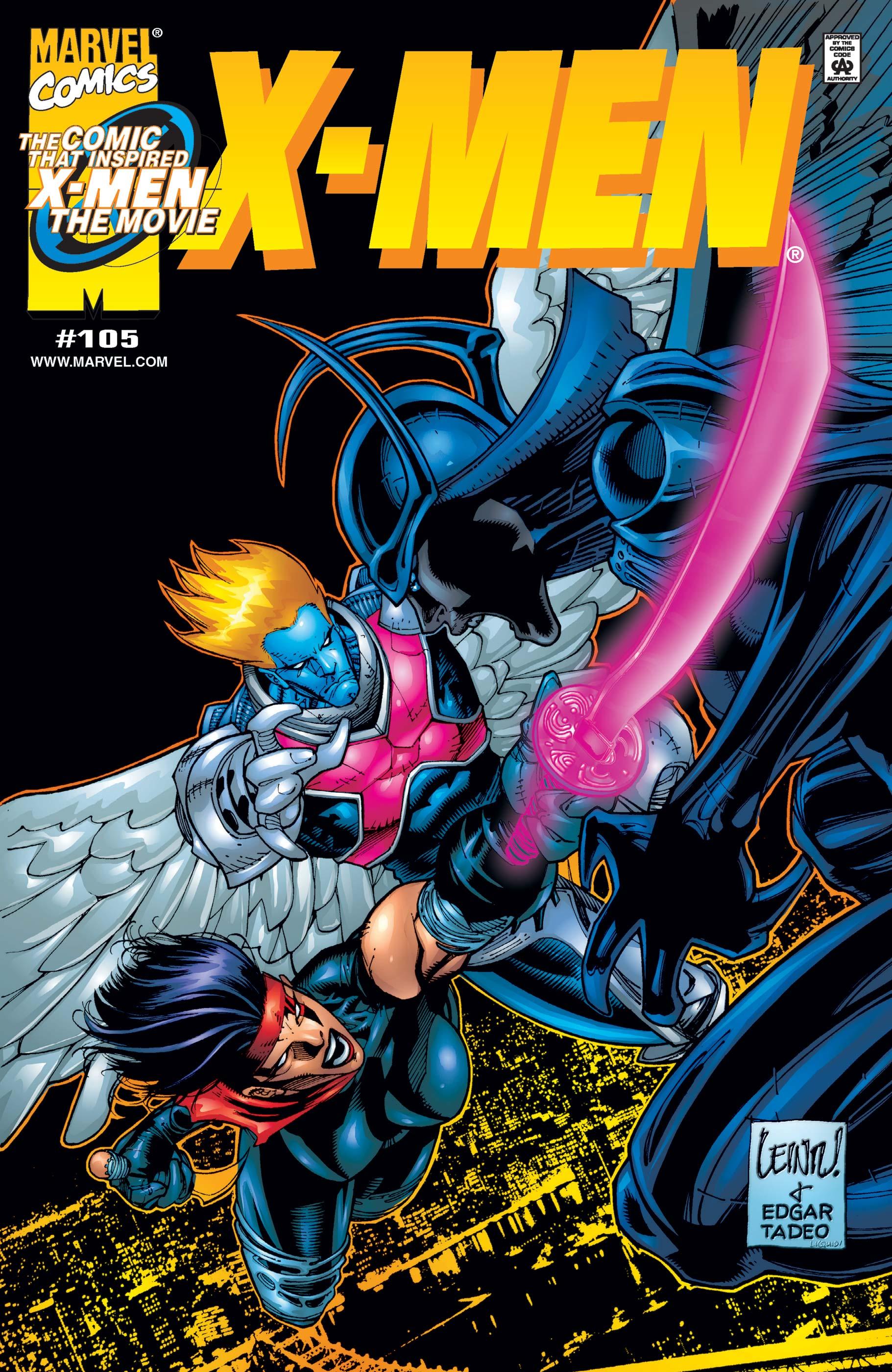 X-Men (1991) #105