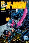 X-Men 105 cover