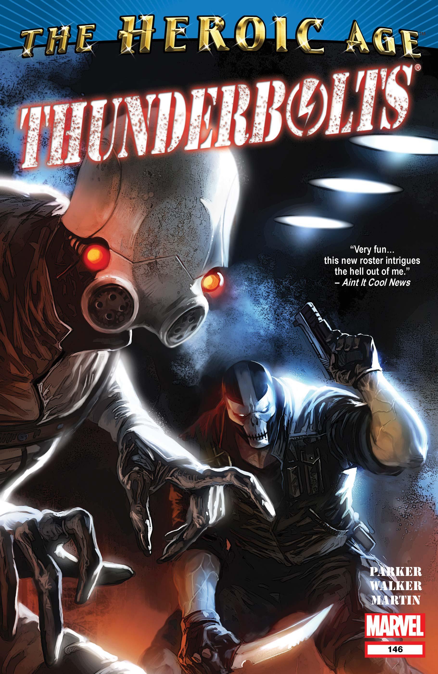 Thunderbolts (2006) #146