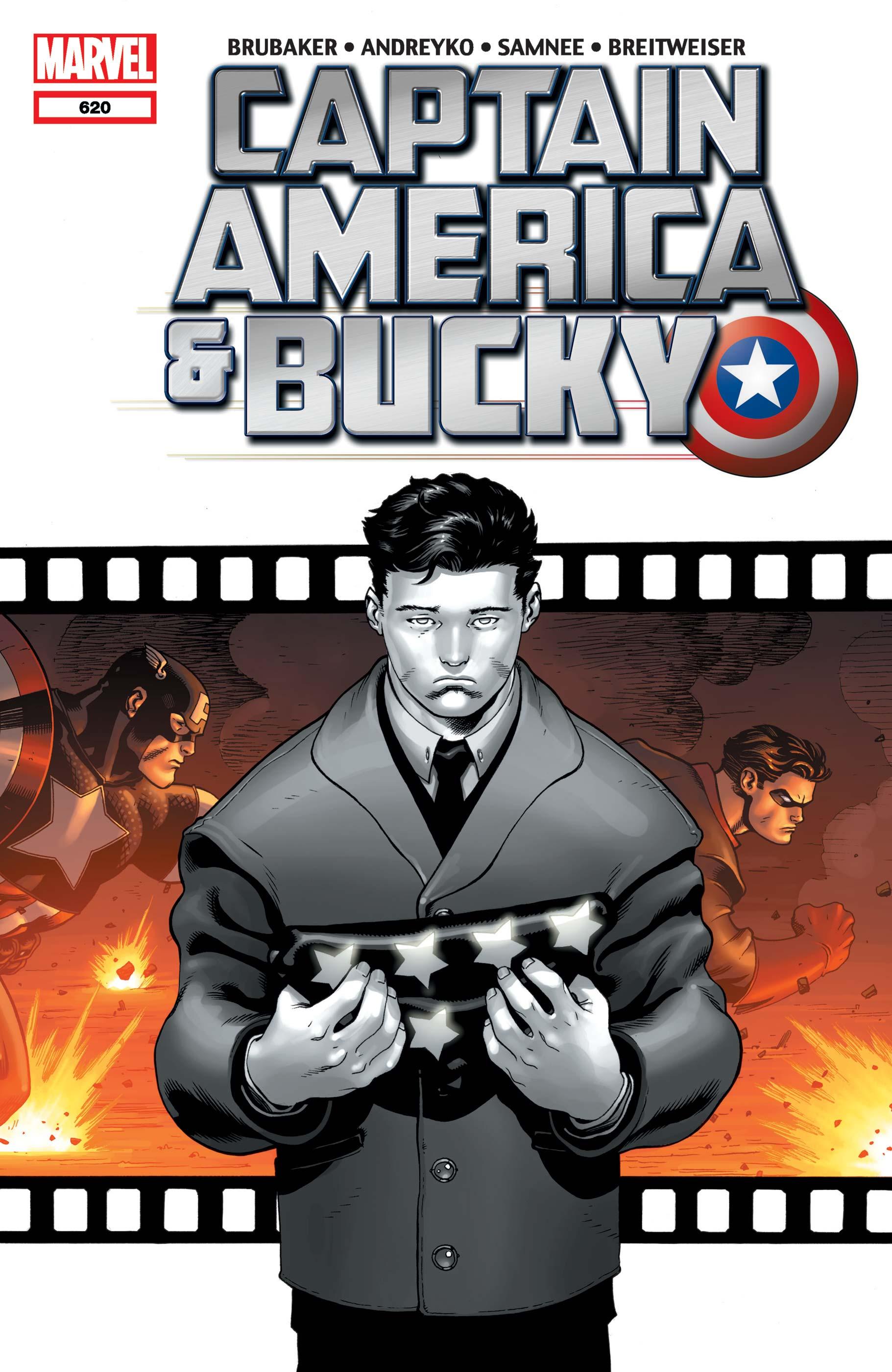 Captain America and Bucky (2011) #620