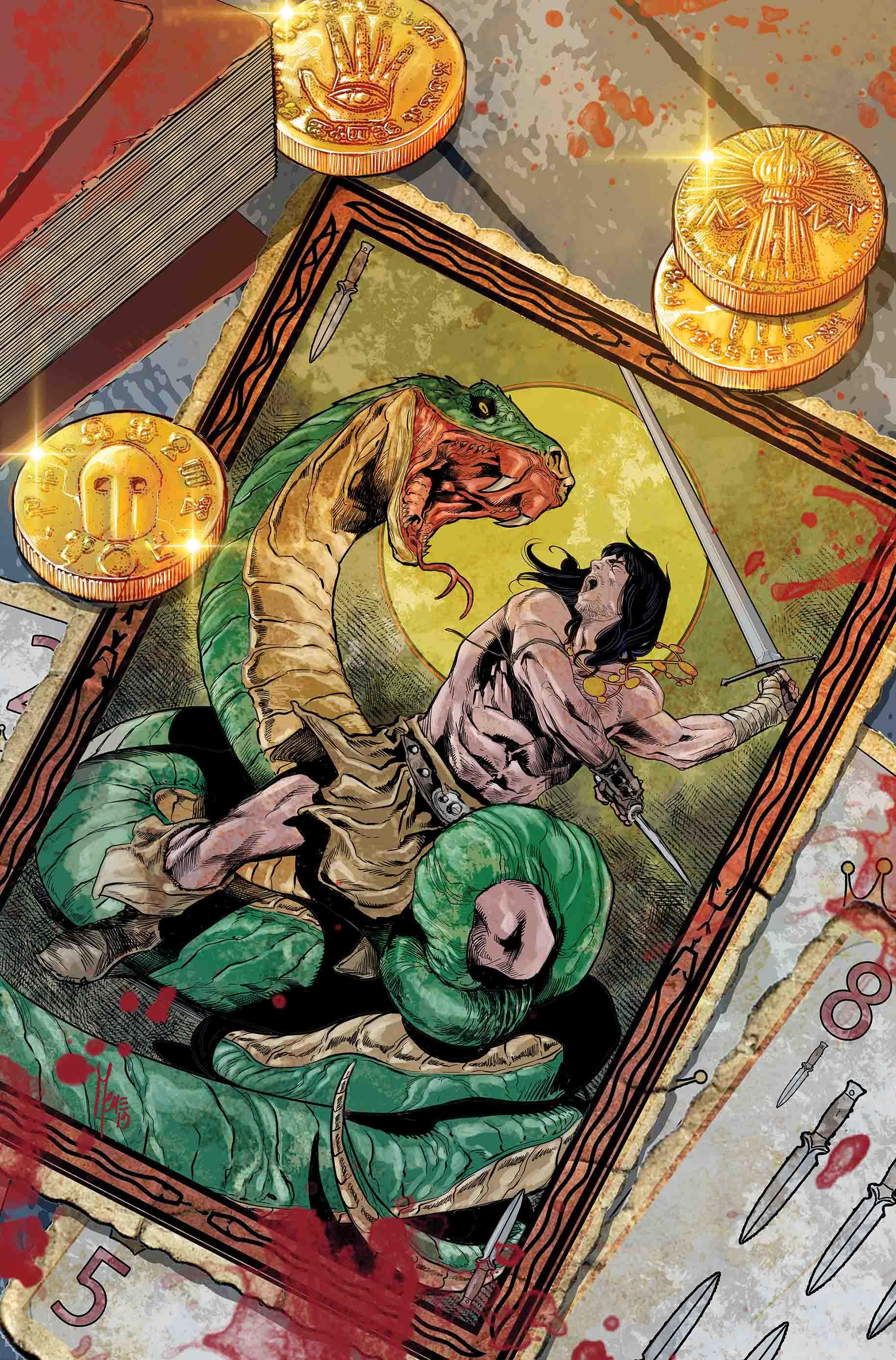 Savage Sword of Conan (2019) #8