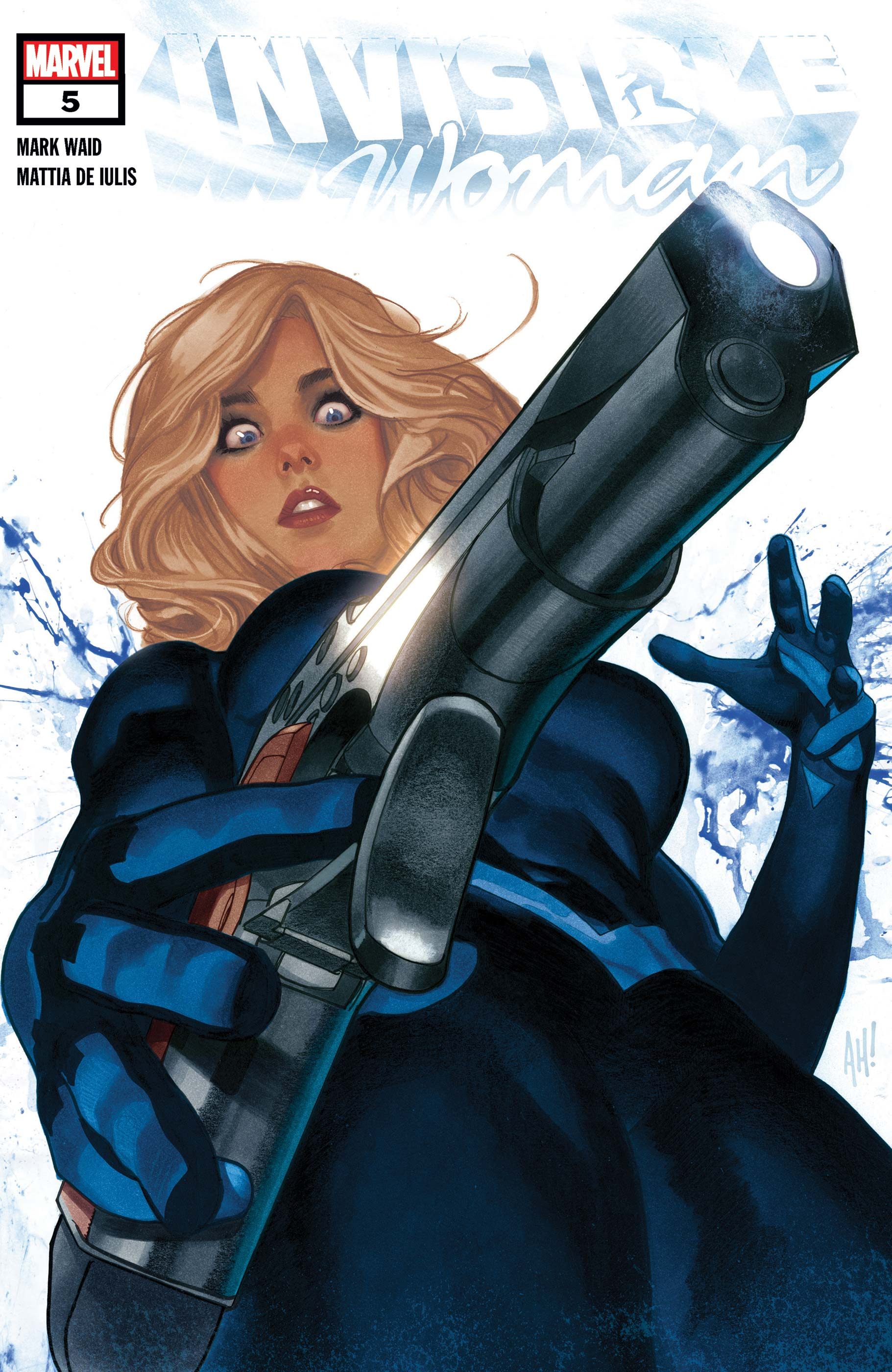 Invisible Woman (2019) #5