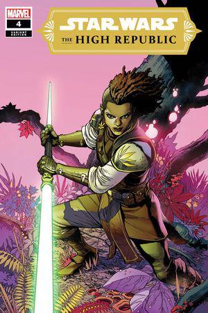 Star Wars: The High Republic (2021) #4 (Variant)