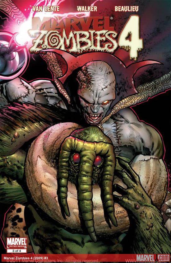 Marvel Zombies 4 (2009) #3