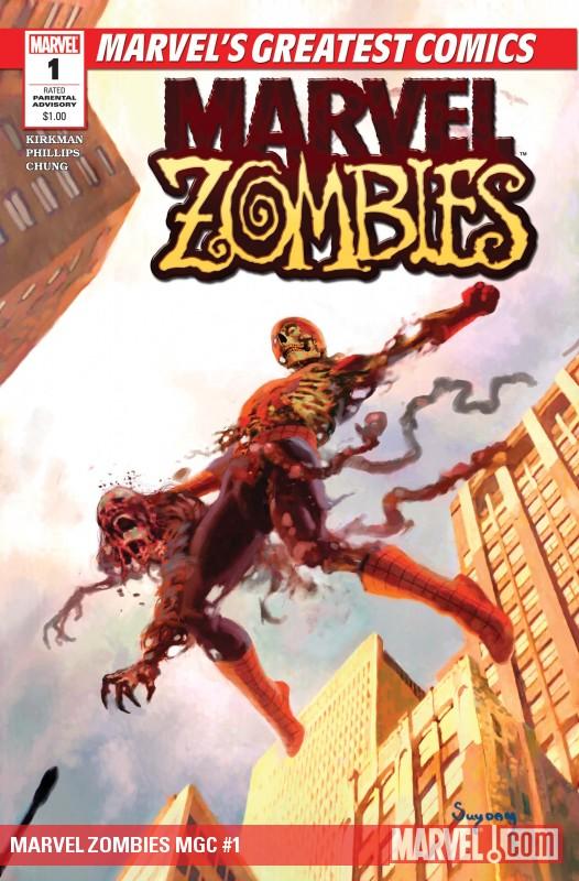 Marvel Zombies MGC (2010) #1