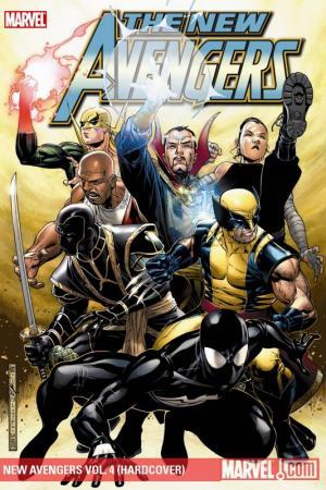 New Avengers Vol. 4 (Hardcover)