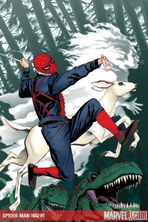 Spider-Man 1602 (2009 - 2010)