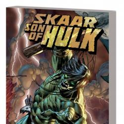 HULK: SKAAR - SON OF HULK TPB