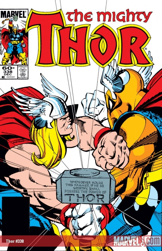 Thor (1966) #338