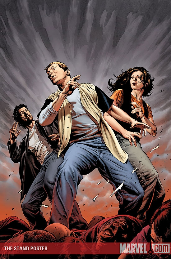 The Stand Poster (2009) #1