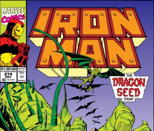 Iron Man #274