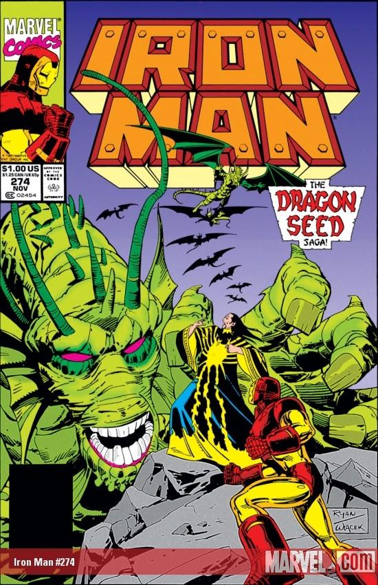 Iron Man (1968) #274