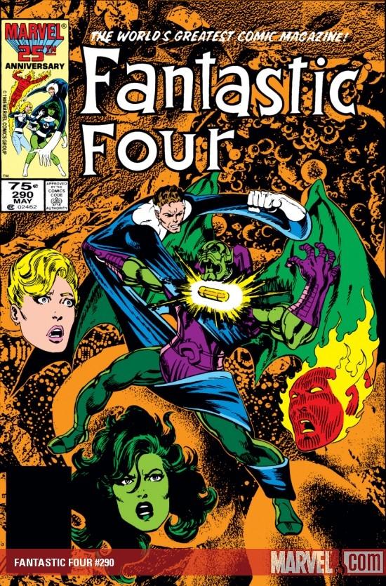 Fantastic Four (1961) #290