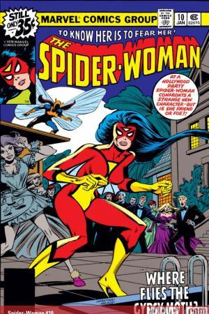 Spider-Woman (1978) #10