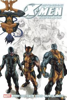 Astonishing X-Men Sketchbook Special (2008) #1