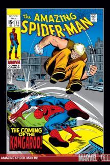 Amazing Spider-Man (1963) #81