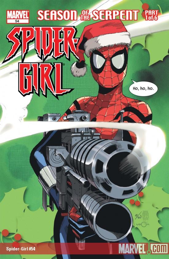Spider-Girl (1998) #54
