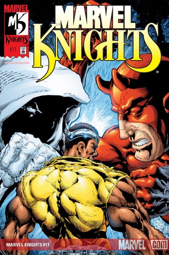 Marvel Knights (2000) #11