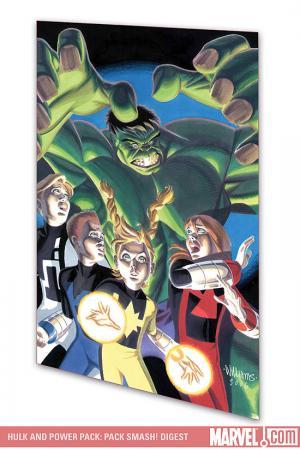 Hulk and Power Pack: Pack Smash! (2007)