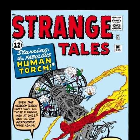 Strange Tales (1951) #101