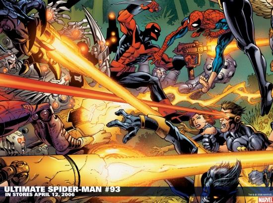 Ultimate Spider-Man (2000) #93 Wallpaper