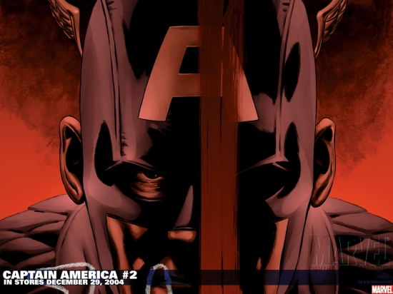 Captain America (1996) #2 Wallpaper