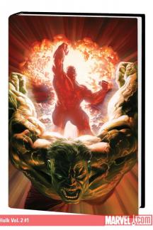 Hulk: Hulk No More (Hardcover)