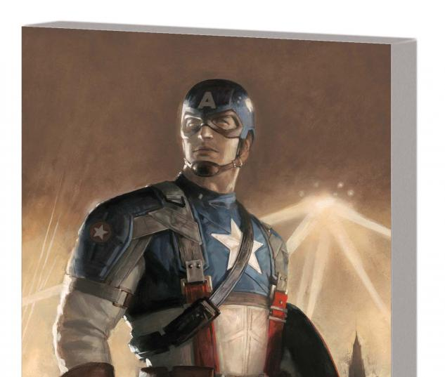 CAPTAIN AMERICA: FIRST VENGEANCE TPB (MDCU)