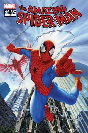 Amazing Spider-Man #623  (JUSKO VARIANT)