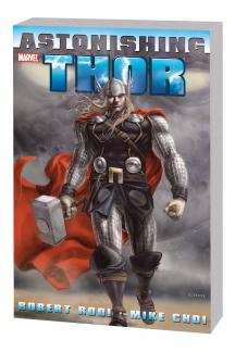 ASTONISHING THOR TPB (Trade Paperback)