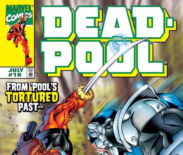 Deadpool (1997) #18