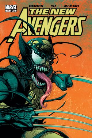 New Avengers (2004) #35