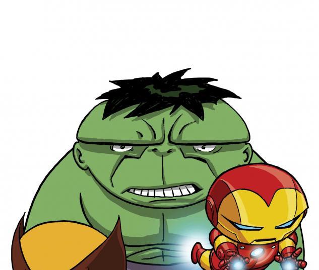 Avengers Assemble #9 Quesada Variant Cover