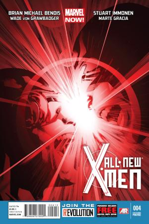 All-New X-Men (2012) #4 (2nd Printing)