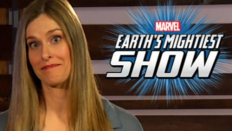 Marvel's Earth's Mightiest Show Teaser - SXSW