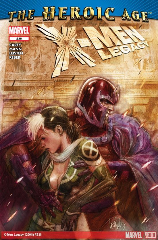 X-Men Legacy (2008) #238