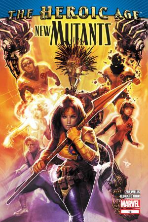 New Mutants (2009) #15