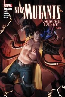 New Mutants (2009) #26