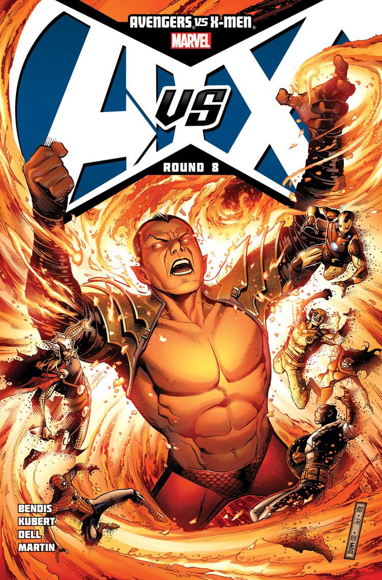 Avengers Vs. X-Men (2012) #8