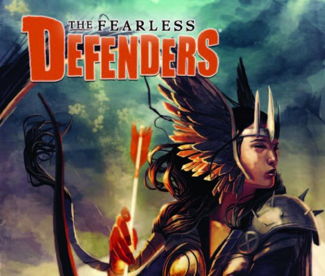 FEARLESS DEFENDERS 4 HANS VARIANT (NOW)