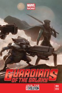Guardians of the Galaxy (2013) #4 (Movie Variant)