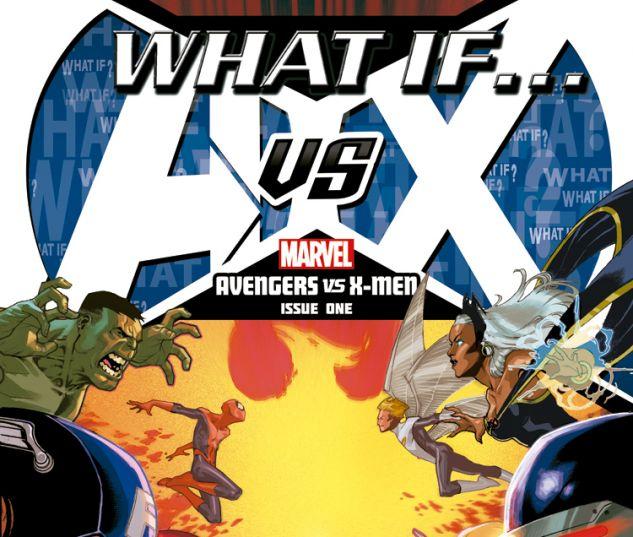 WHAT IF? AVX 1