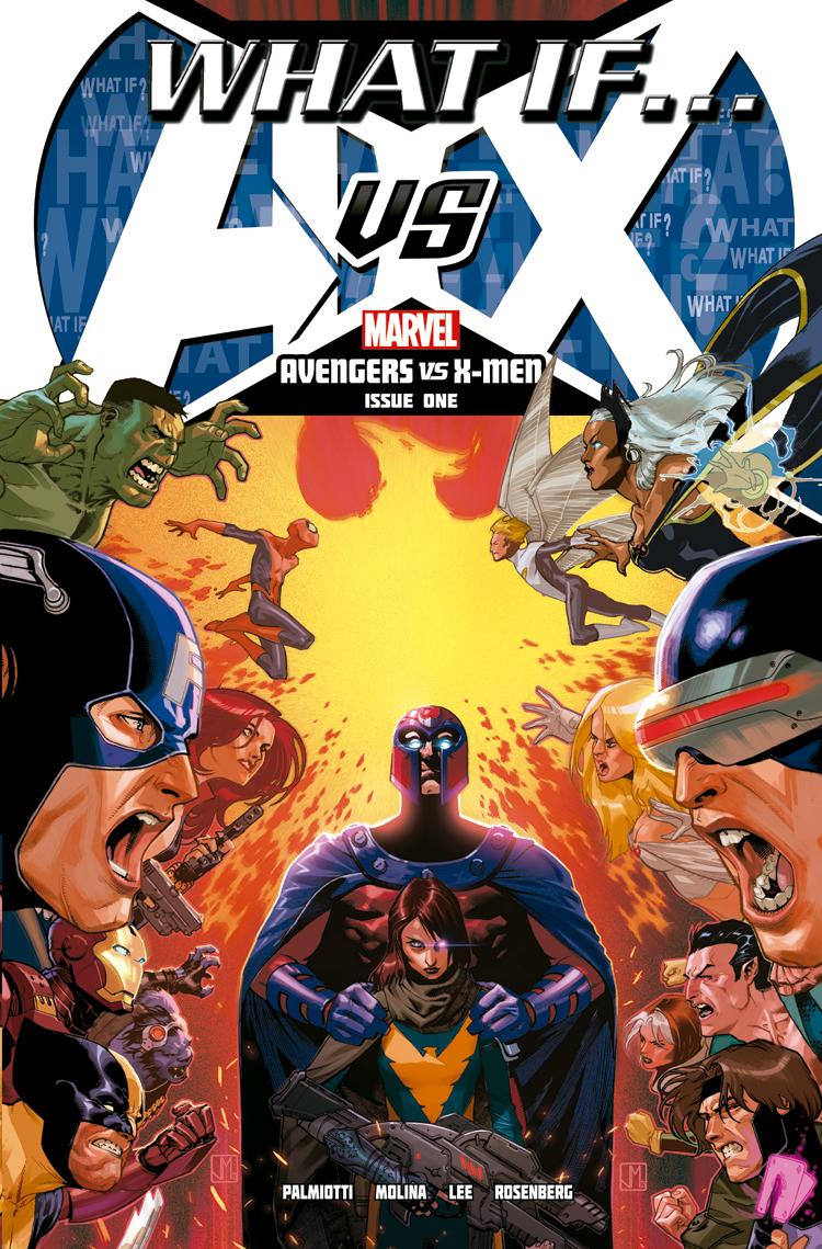 What If? Avengers Vs. X-Men (2013) #1