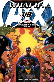 What If? Avengers Vs. X-Men #1