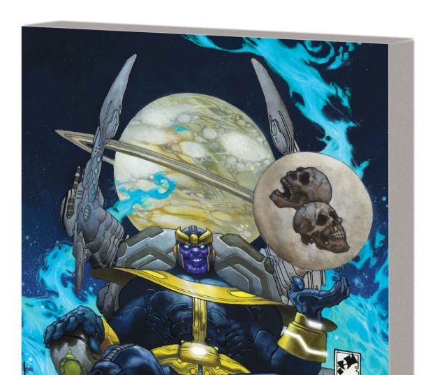 THANOS RISING TPB (MARVEL NOW)
