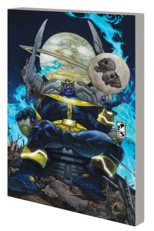 THANOS RISING TPB (MARVEL NOW) (Trade Paperback)