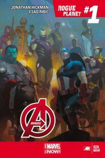 Avengers (2012) #24
