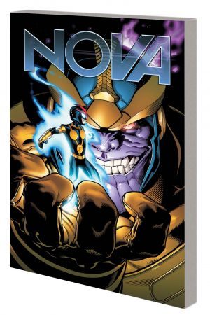 NOVA VOL. 2: ROOKIE SEASON TPB (Trade Paperback)