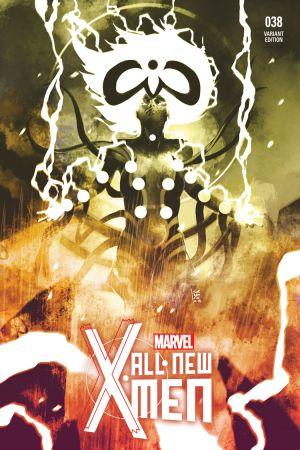 All-New X-Men (2012) #38 (Sorrentino Cosmically Enhanced Variant)