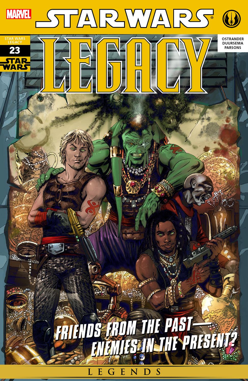 Star Wars: Legacy (2006) #23